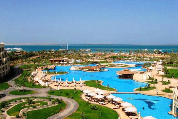 Hotel Steigenberger Al Dau Beach 5* Hurgada