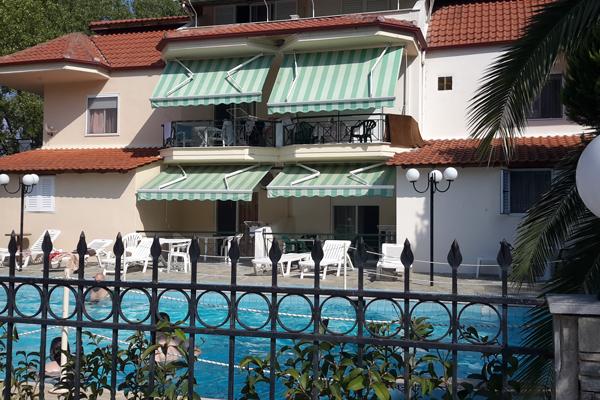Vila Alexandros izgled kuće