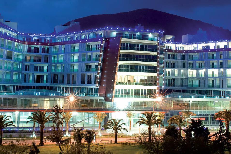 hotel plaža budva olimpia travel