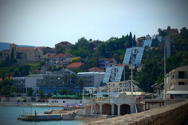 hotell plaža olimpia travel