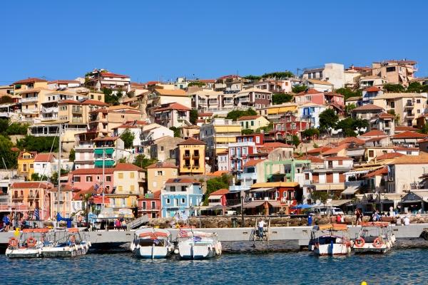 parga- grčka- olimpia travel